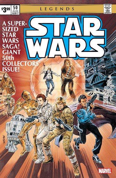 Star Wars – The Original Marvel Years – Facsimile Edition #50 (2019)
