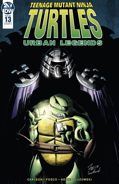 Teenage Mutant Ninja Turtles – Urban Legends #13 (2019)