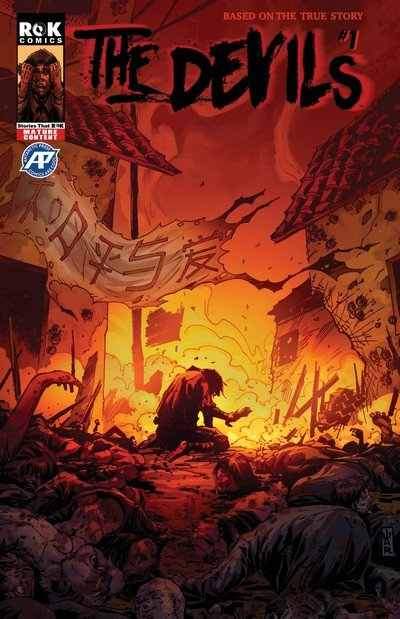 The Devils #1 (2019)