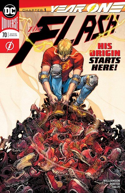 The Flash #70 (2019)