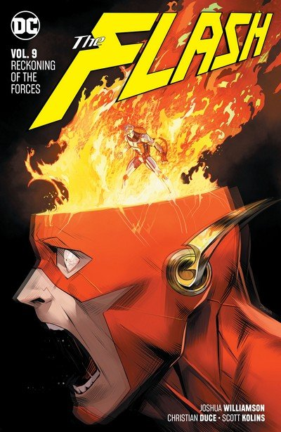 The Flash Vol. 9 – Reckoning of the Forces (TPB) (2019)