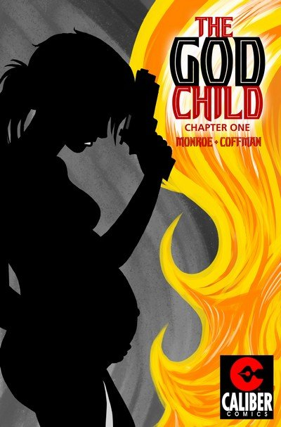 The God Child #1 – 4 (2015-2016)