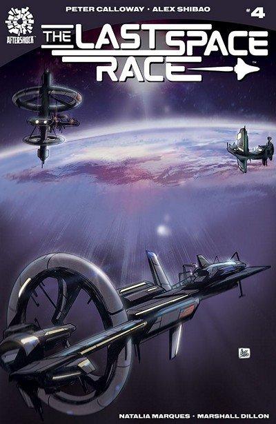 The Last Space Race #4 (2019)