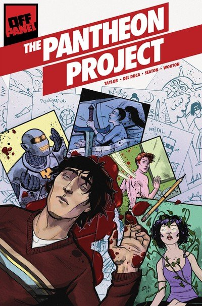 The Pantheon Project #1 – 4 (2015)
