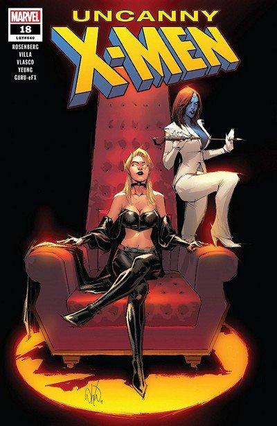 Uncanny X-Men #18 (2019)
