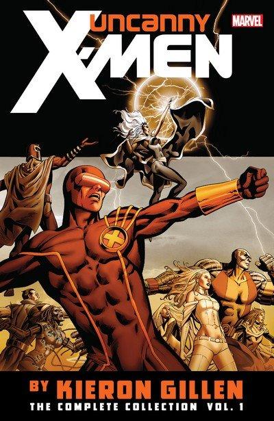 Uncanny X-Men by Kieron Gillen – The Complete Collection Vol. 1 (2019)