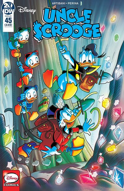 Uncle Scrooge #45 (2019)