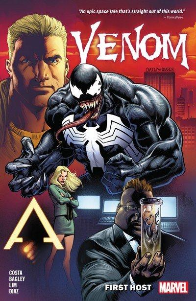 Venom – First Host (TPB) (2019)
