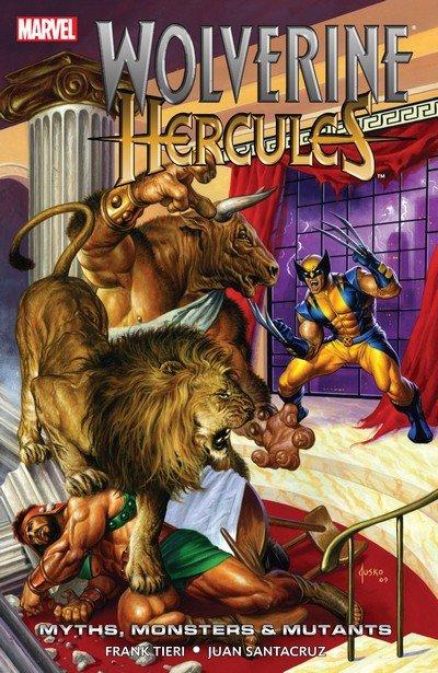 Wolverine-Hercules – Myths, Monsters & Mutants (TPB) (2011)