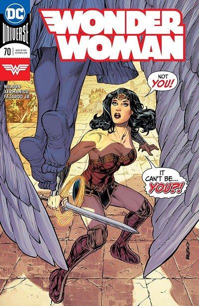 Wonder Woman #70 (2019)