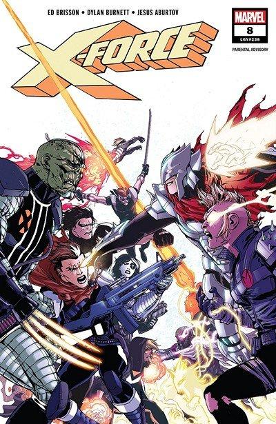 X-Force #8 (2019)