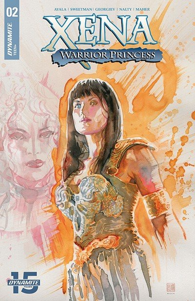 Xena – Warrior Princess #2 (2019)