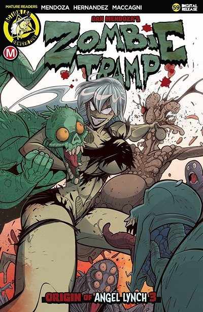 Zombie Tramp #59 (2019)