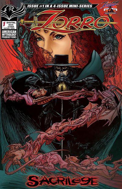 Zorro – Sacrilege #1 (2019)