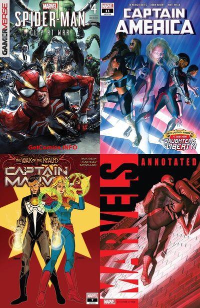 2019.06.19 Marvel Week+