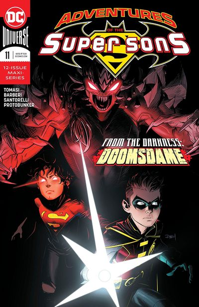 Adventures Of The Super Sons #11 (2019)