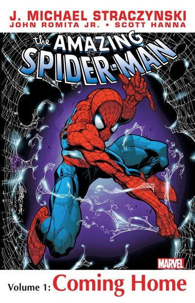 The Amazing Spider-Man Vol. 1 (TPB Collection) (2002-2019)