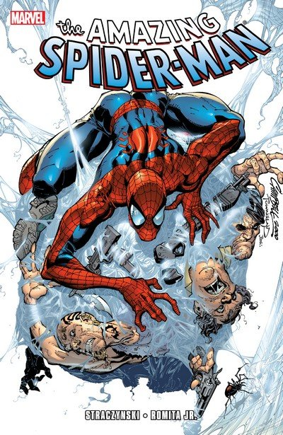 Amazing Spider-Man by J.M.S. Ultimate Collection Book 1 – 5 (2009-2010)