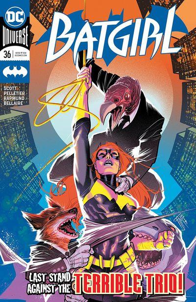 Batgirl #36 (2019)
