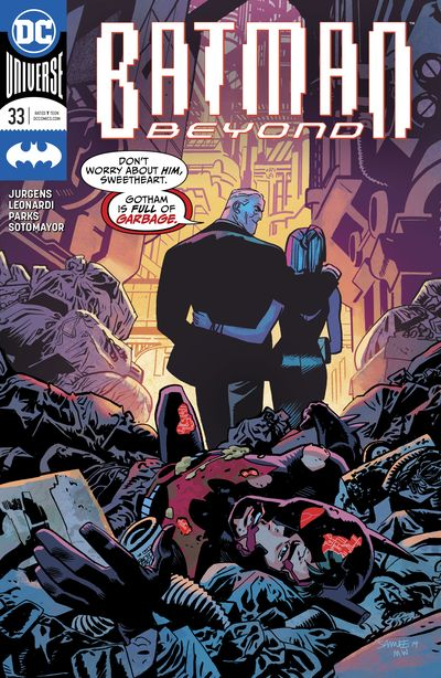 Batman Beyond #33 (2019)