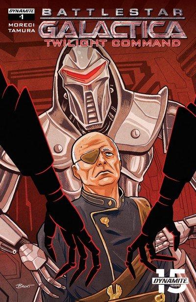 Battlestar Galactica – Twilight Command #1 – 5 (2019)