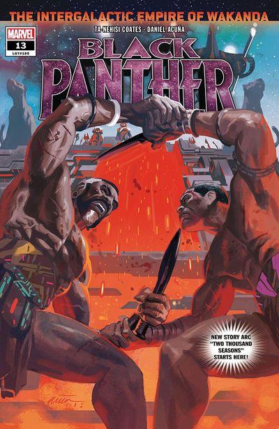 Black Panther #13 (2019)