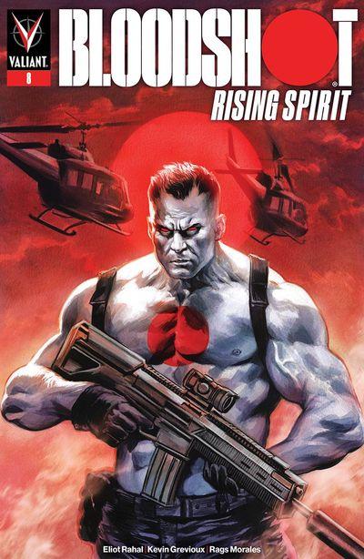 Bloodshot Rising Spirit #8 (2019)