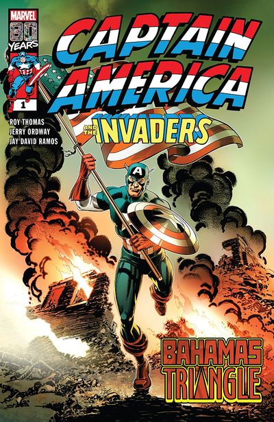 Captain America And The Invaders – Bahamas Triangle #1 (2019)