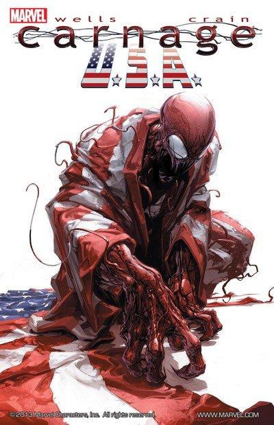 Carnage USA (TPB) (2013)