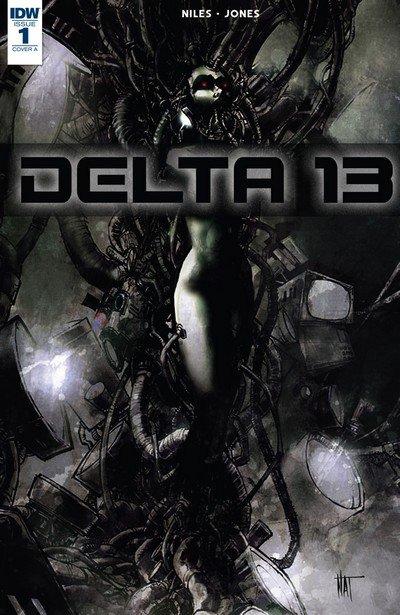 Delta 13 #1 – 4 (2018)