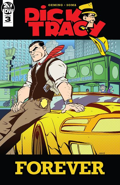 Dick Tracy Forever #3 (2019)