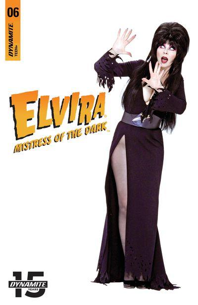 Elvira – Mistress Of The Dark #6 (2019)