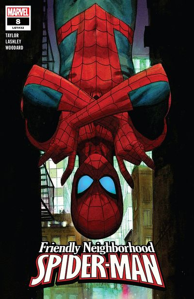 Friendly Neighborhood Spider-Man #8 (2019)