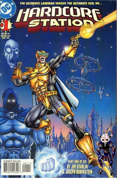 Hardcore Station #1 – 6 (1998)