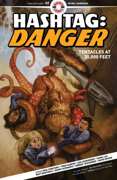 Hashtag – Danger #2 (2019)