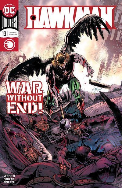 Hawkman #13 (2019)