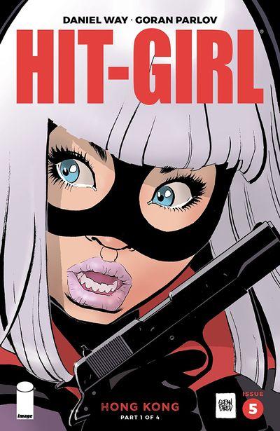 Hit-Girl Season Two #5 (2019)