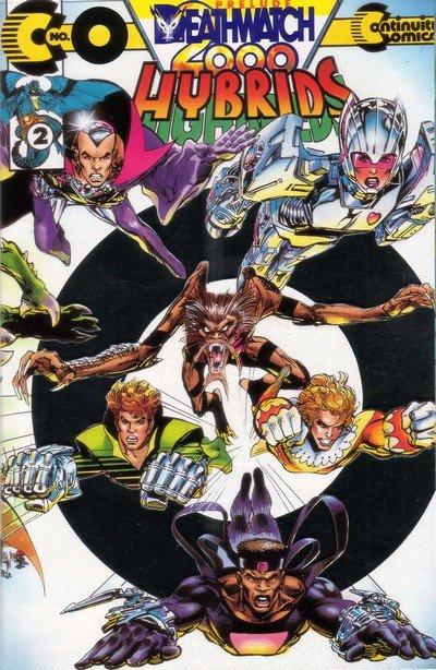 Hybrids Vol. 1 #0 – 3 (1993)