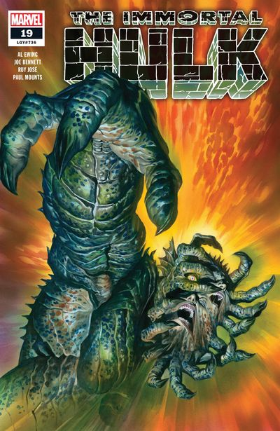 Immortal Hulk #19 (2019)