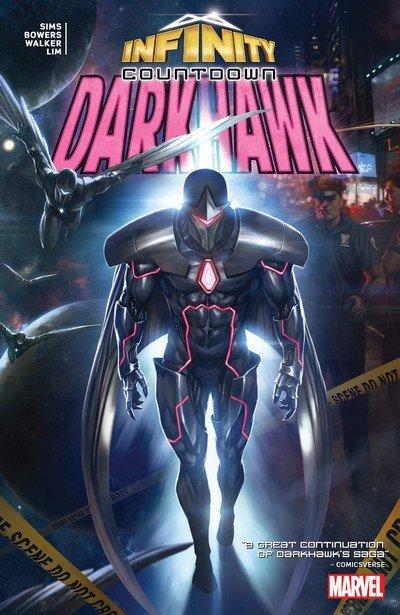 Infinity Countdown – Darkhawk (TPB) (2018)