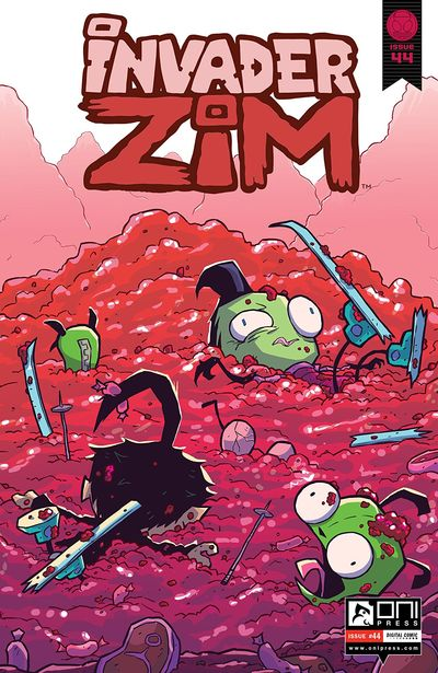 Invader Zim #44 (2019)