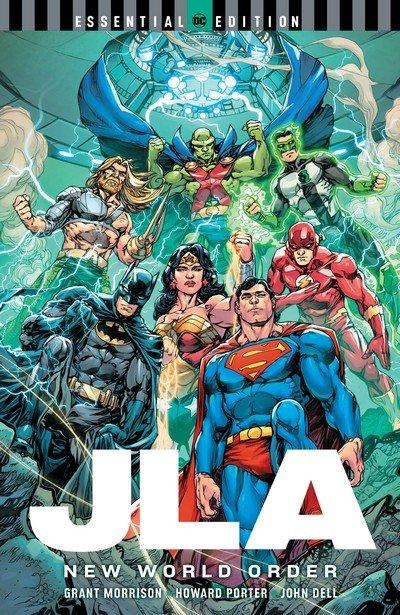 JLA – New World Order (DC Essential Edition) (2019)