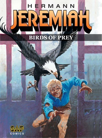 Jeremiah #1 – 9 (2019-2020) (SAF Comics)