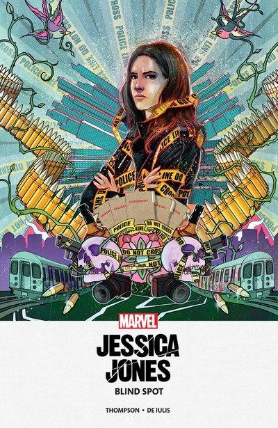 Jessica Jones – Blind Spot (TPB) (2018)