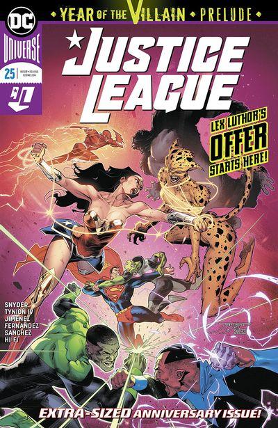Justice League #25 (2019)