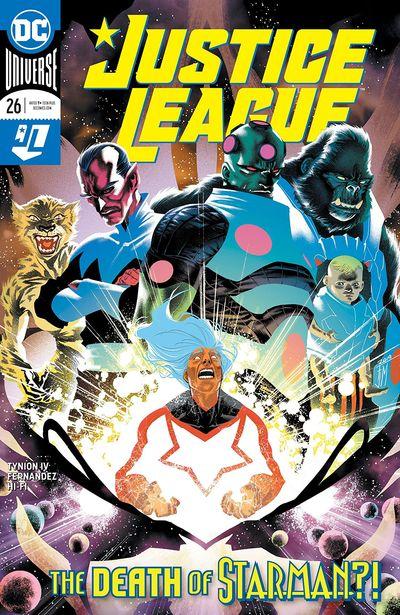 Justice League #26 (2019)