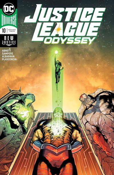 Justice League Odyssey #10 (2019)