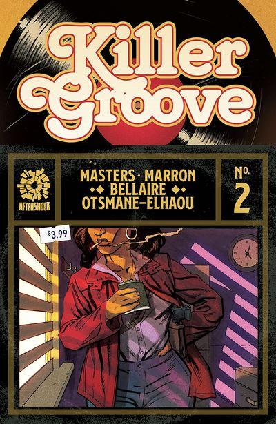 Killer Groove #2 (2019)