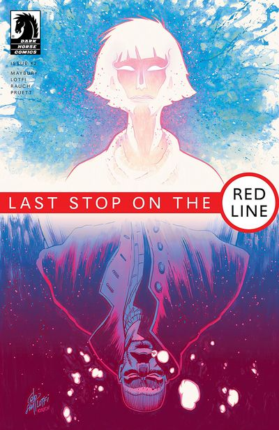 Last Stop On The Red Line #2 (2019)