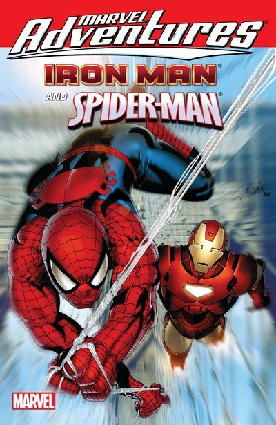 Marvel Adventures Iron Man – Spider-Man (TPB) (2010)
